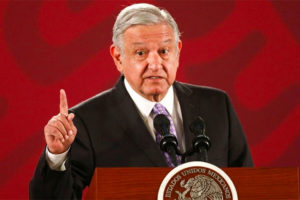 AMLO: 'Let the grownups handle this.'