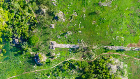 The 1,300-year-old road between the cities of Cobá and Yaxuná is the longest ever built by the Maya