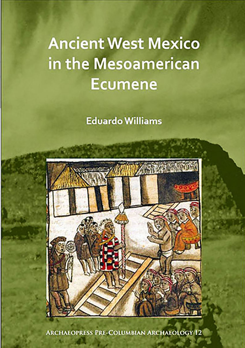 Eduardo Williams book presents 100 years of archaeological research.