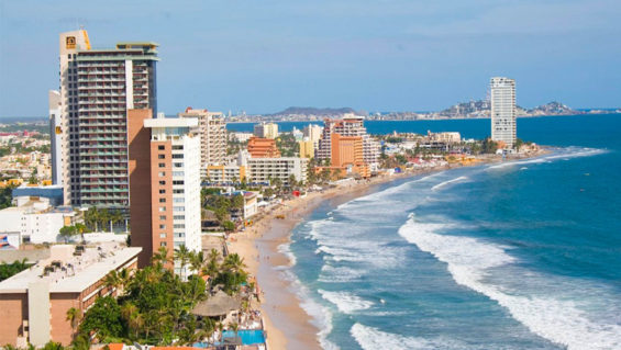 Hotels in Mazatlán are among those that are set to close.