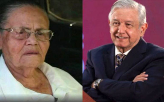 El Chapo's mother and AMLO: their relationship is worrisome.