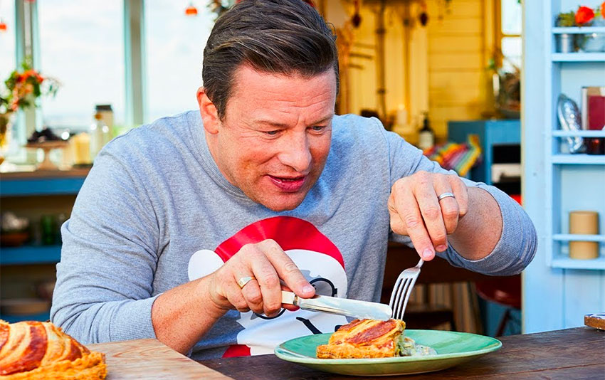 Watching Jamie Oliver can be both inspiring and disheartening.