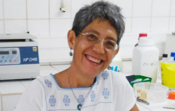 Aldana is a researcher at the National Polytechnic Institute in Mérida.