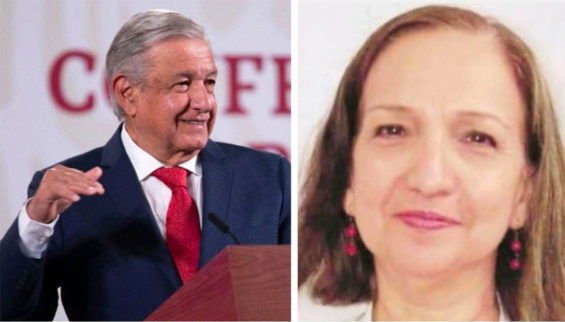 López Obrador's cousin was not named on three of the contracts.