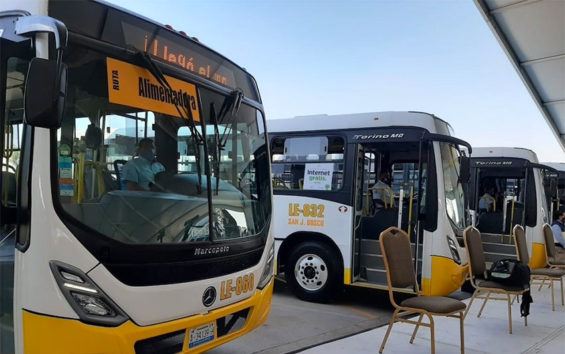 León is the first city in Latin America to offer free 4.5G Wi-Fi on public transit.
