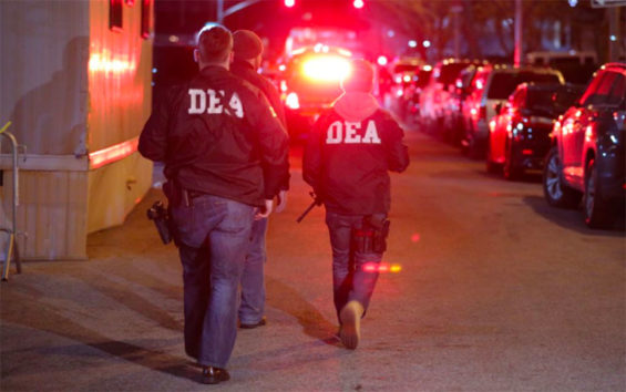 DEA agents' activities will be restricted under new law.