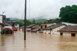 Hundreds of thousands of people were affected by flooding in Tabasco last month.